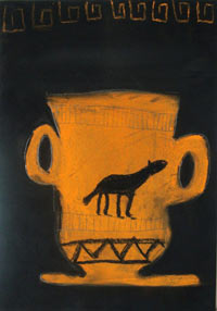 Talaria Enterprises: Greek Vase Reproductions